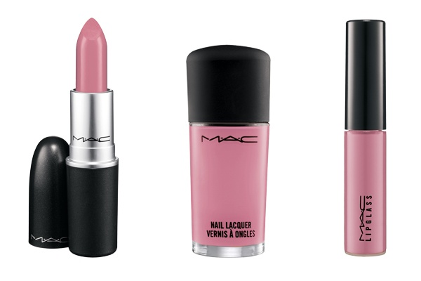 """new MAC colors for Spring in """"Snob"""""""