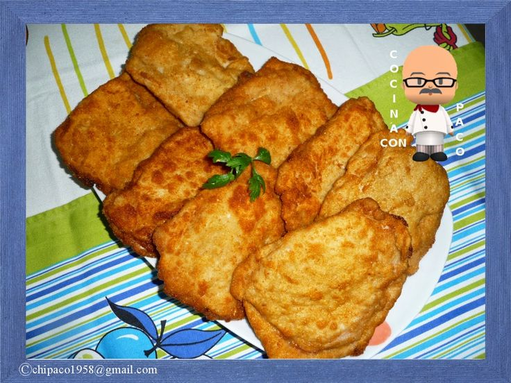 Cocina con paco libritos de lomo rellenos de queso - Cocina con paco ...