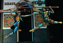 Acts at Devdan Show Bali Across The Indonesian Archipelago