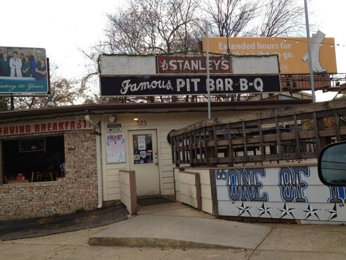 These 11 MORE Restaurants In Texas Don't Look Like Much…But WOW, They're Good (Part 2 (Stanley's Famous Pit BBQ in Tyler, TX)