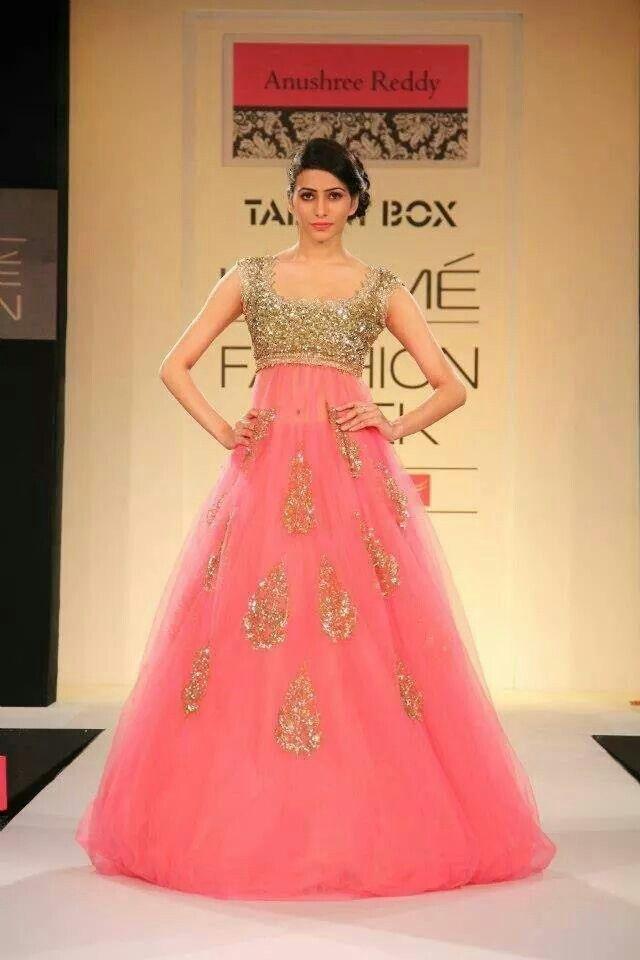 beautiful pink and golden designer lehenga #bridallehengasonline #indianlehenga #weddinglehenga