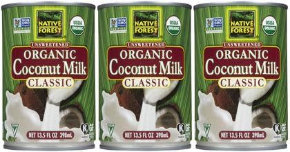 Native Forest Coconut Milk - 13.5 OZ