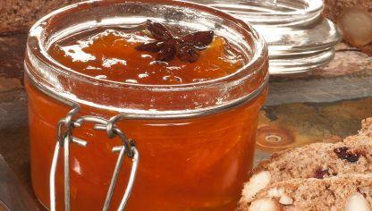 Receta de Mermelada de naranja y calabaza