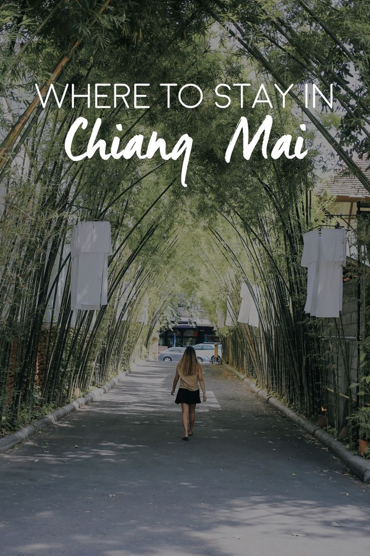 Where to stay in Chiang Mai, Thailand | Here & Air