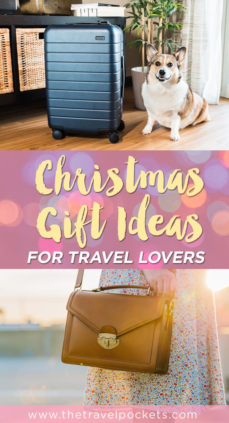 Have you seen these awesome christmas gifts - 10 Awesome Christmas Gift Ideas For Travel Lovers