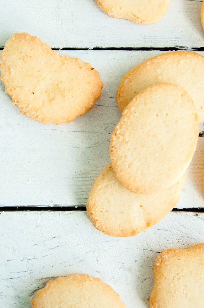The Best Scottish Shortbread Cookies Recipe Cookies Pinterest