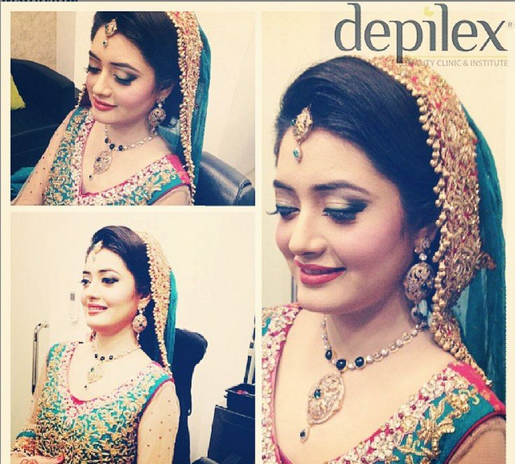 Looking for a place to get your makeup done for your big day? Then Head over to your nearest location of Depilex or Call the following numbers, to make an appointment depending on your location. Lahore, DHA: 042-35692874/5 Lahore Samanabad: 042-37583425, 042-37561215 Karachi Bahadurabad: 021-34858781/2 Karachi Defence: 021-3534