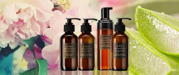 John Masters Organics Face products - less is more! You don't need many face care products, to create your daily face care routine. John Masters Organics gives you few simple but very rich natural skin-food to take care of your face morning and evening.  http://www.bioteka.lt