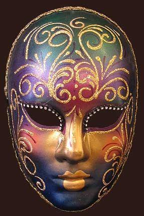 Resultado de imagen de mujer enmascarada  veneciana   cara