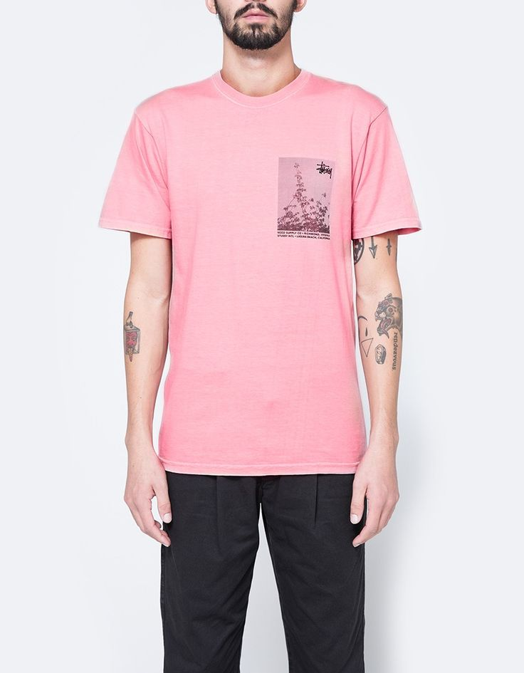 Stüssy x Need Supply Co. Photo Tee