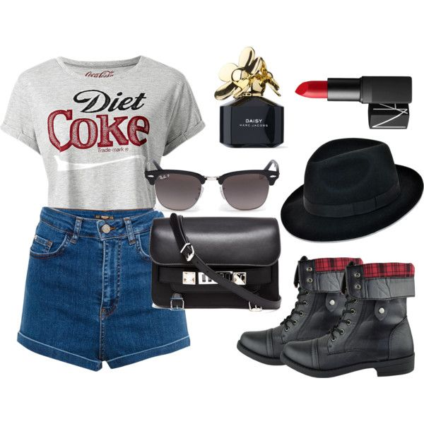 """""""Cool Girl"""" by dianamarinm on Polyvore"""