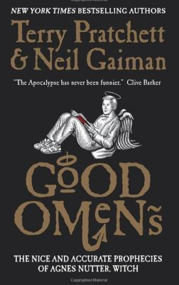 Diamonds in the Library: Good Omens by Neil Gaiman and Terry Pratchett