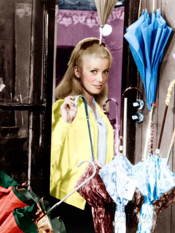 The candy-coloured beauty of Les Parapluies de Cherbourg