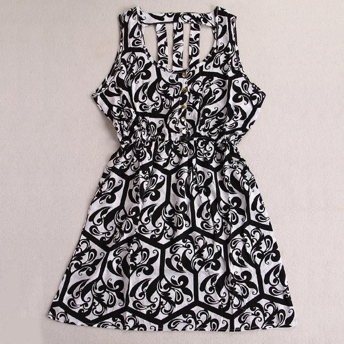 Новинка2015,женскоеплатьевстилекэжуалсорлинымлеопардовымпринтомлетнееплатье,женскиебрендовыеплатьясвырезомнаспине,одеждабольшихразмеров платья женские купить на AliExpress