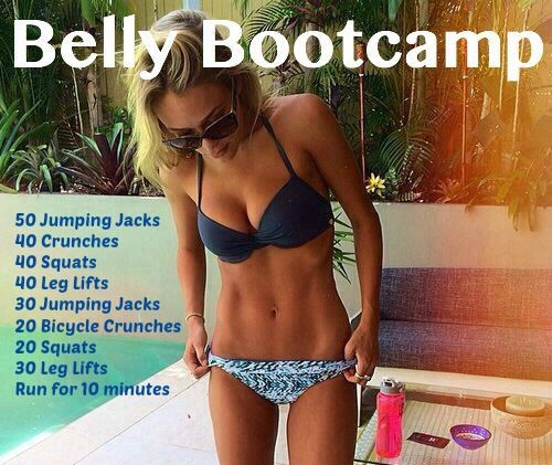 belly bootcamp