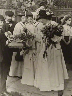 The Pankhurst women