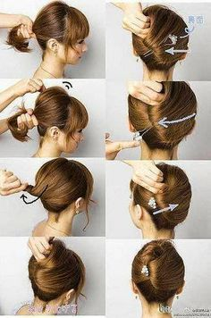 Step by Step Hairstyles for Long Hair: Long Hairstyles Ideas | PoPular Haircuts …