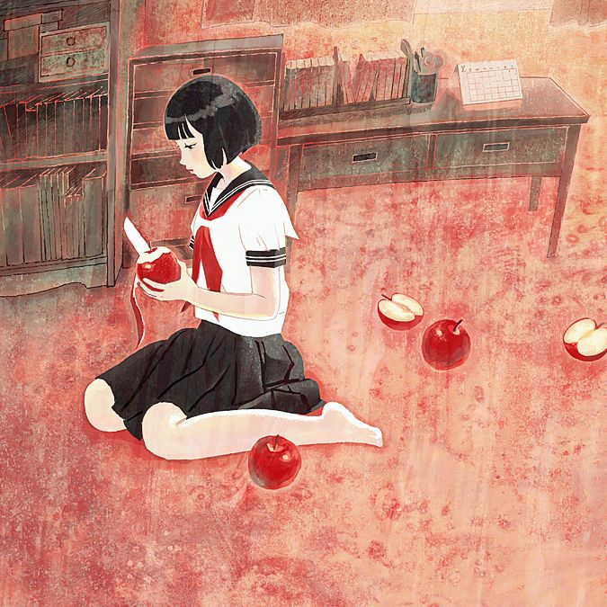 Tags: Anime, Original, Pixiv, Jun Ayafuya