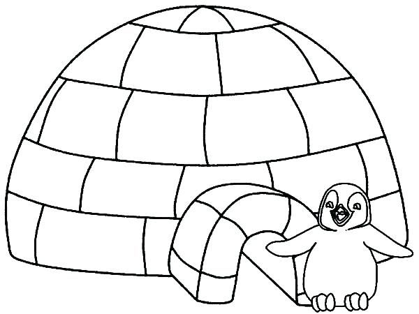 Penguin Coloring Pages Ideas For Children Penguin Coloring Pages