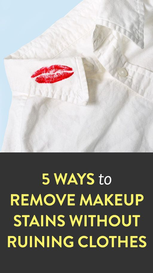 ­Liquid foundation makeup is a wonderful tool that can be used to hide flaws or enhance natural beauty. However, there is nothing attractive about makeup stains. Read on to learn how to remove these stubborn spots and have people looking at you, and not your laundry stains.