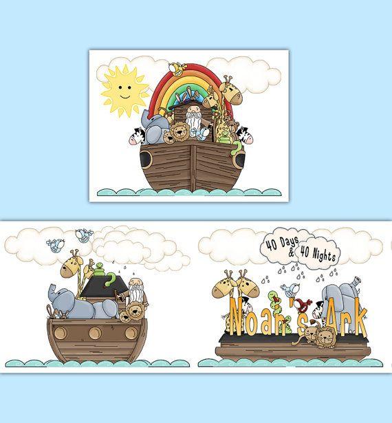 112 Best Images About Noah 39 S Ark Nursery Decor On Pinterest Jungle Animals Wall Art Prints