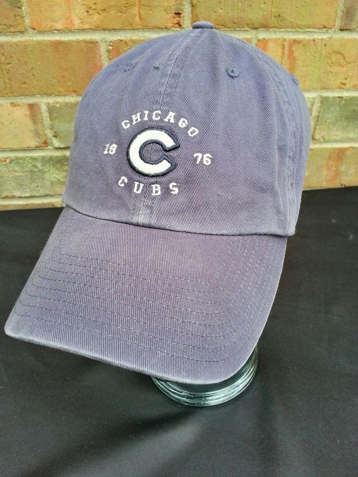 Chicago Cubs Strapback Hat