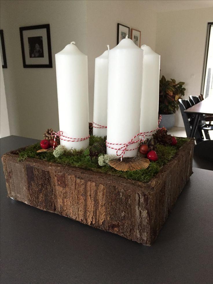 Adventsdekoration. Christmas.