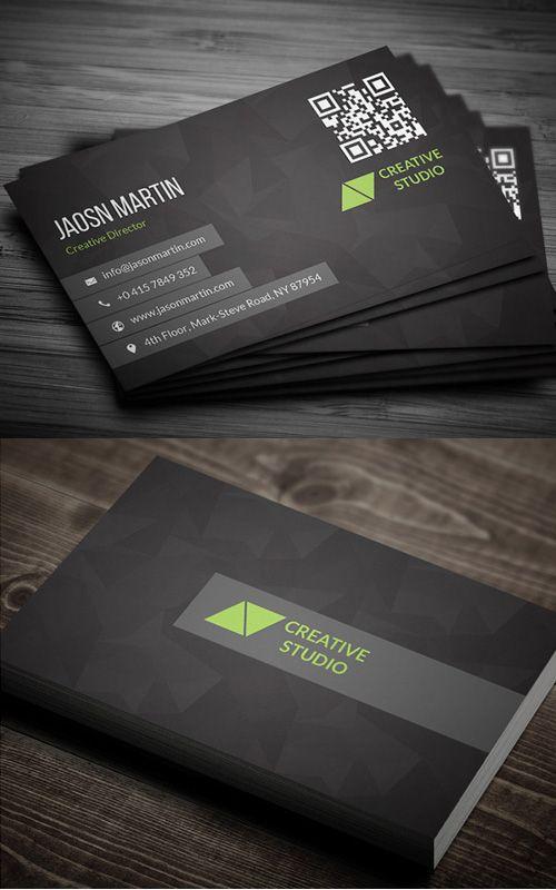 Creative Business Card #businesscards #printready