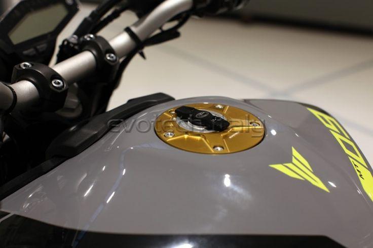 Evotech Rapid Gas Cap Yamaha MT-09 2017