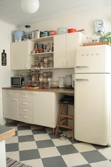 Hieno keittiö