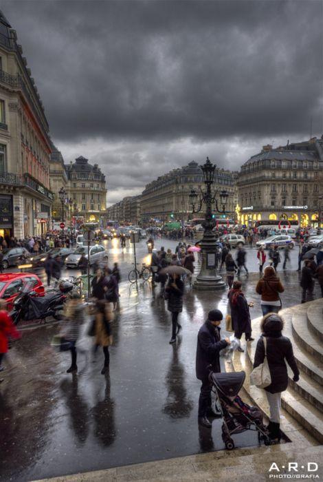 Place de l'Opera, Paris IX