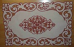 napperon_venise_par_Patou (LU HERINGER - Latonagem) Tags: for pattern patterns patrones richelieu riscos repujado motivos cutwork whitework ...
