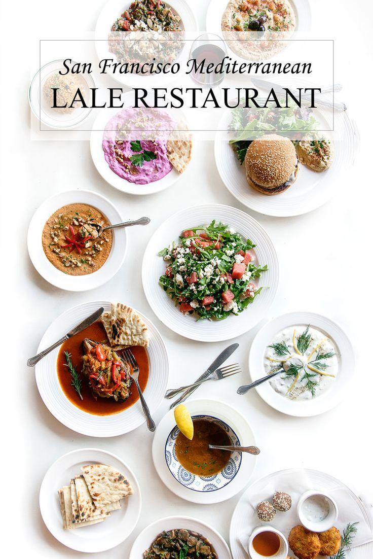 Best Mediterranean Restaurants San Francisco Lale Inner Sunset Delivery