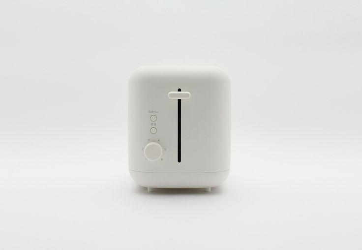 Pop-up toaster | | Muji 2014 Kitchen Appliances
