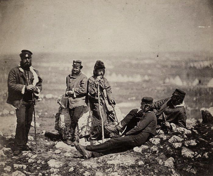 Officers of the 89th Regiment