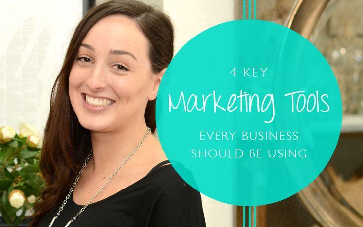 4 Key Marketing Tools Every Business Should Be Using | Oraco Marketing