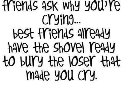 Thats my best friend!