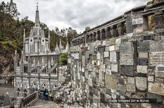 Viajes Virtuales por el Mundo: Santuario de Las Lajas