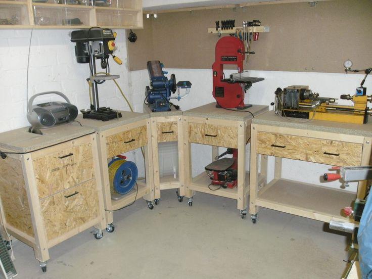 Hobbyraum-Ausstattung – Bauanleitung zum Selberbau…