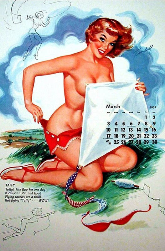 Calendar Art Models : Best images about art pinup on pinterest pin up