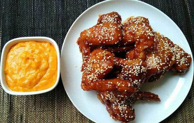 Resep Rahasia Richeese Fire Wings Ala Rumahan Saus Keju Resepkoki Co Resep Masakan Makanan Dan Minuman Memasak
