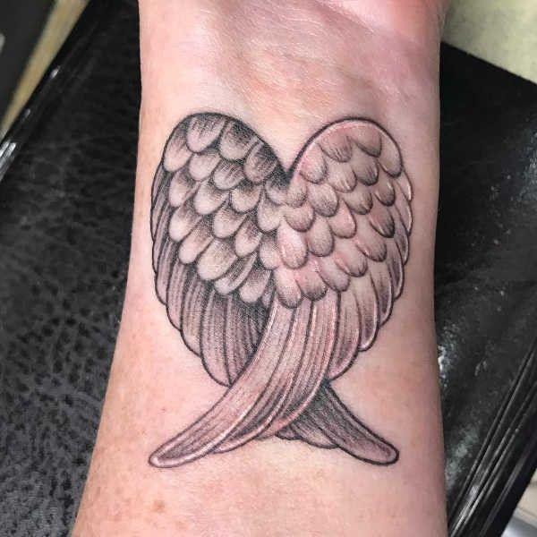 Ali Significato Idee E Foto Tattoos