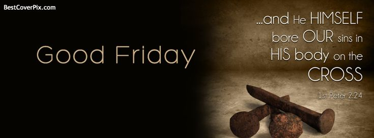 Good Friday Facebook Cover photo for timeline