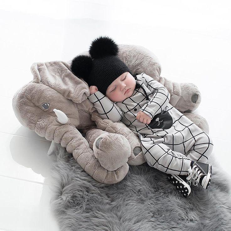 Ropa de bebé Niño Bebé Recién Nacido Lindo Oso de Dibujos Animados Mono A Cuadros Mameluco Trajes Set de Una sola pieza Traje de Mameluco Del Bebé en de en AliExpress.com | Alibaba Group