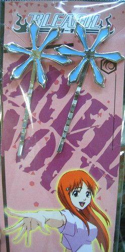 Bleach Inoue Orihime Headwear hair pin BLHP6903