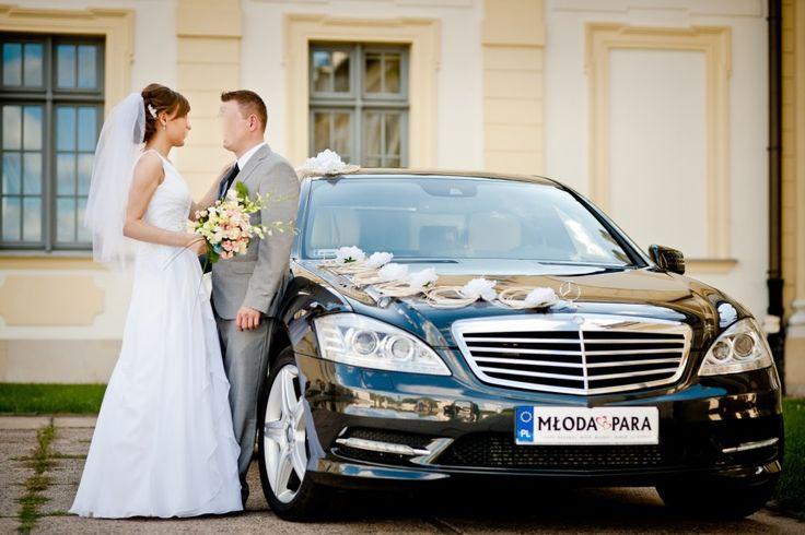Wedding car Gdansk