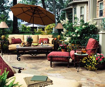 Outdoor Living Defined