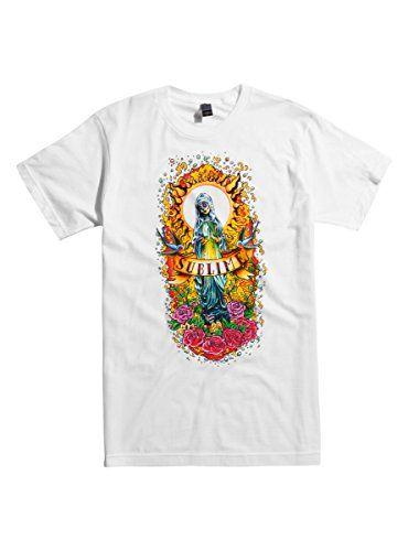 8f20b135f Sublime Album Mary Flowers T-Shirt | Fashion Women Work | Sublime ...