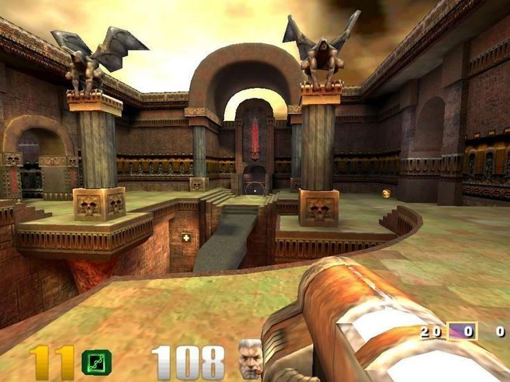 Quake III Arena (1999) - screenshot