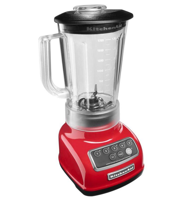 Empire red 5speed classic blender ksb1570er kitchenaid